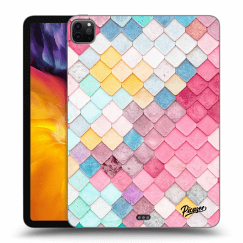 "Hülle für Apple iPad Pro 11"" 2020 (2.generace) - Colorful roof"
