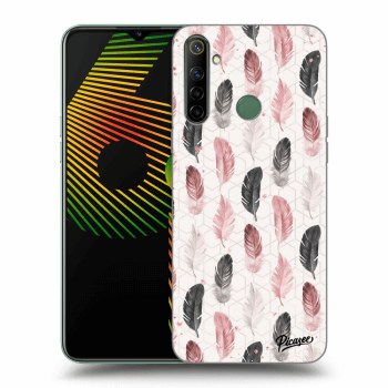 Hülle für Realme 6i - Feather 2