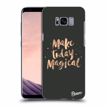 Hülle für Samsung Galaxy S8+ G955F - Make today Magical