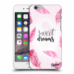 Picasee Apple iPhone 6/6S Hülle - Transparentes Silikon - Sweet dreams