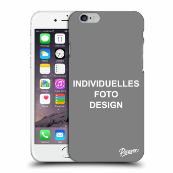 Picasee Apple iPhone 6/6S Hülle - Transparentes Silikon - Individuelles Fotodesign