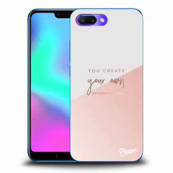 Hülle für Honor 10 - You create your own opportunities