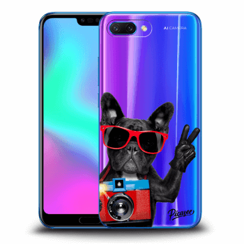 Hülle für Honor 10 - French Bulldog
