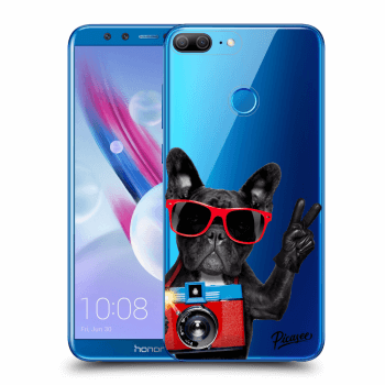 Hülle für Honor 9 Lite - French Bulldog
