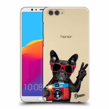 Hülle für Honor View 10 - French Bulldog