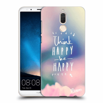 Hülle für Huawei Mate 10 Lite - Think happy be happy