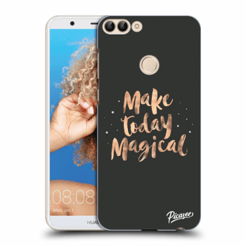 Hülle für Huawei P Smart - Make today Magical