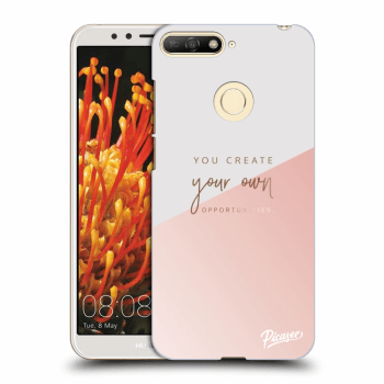 Hülle für Huawei Y6 Prime 2018 - You create your own opportunities