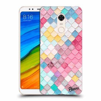 Hülle für Xiaomi Redmi 5 Plus Global - Colorful roof