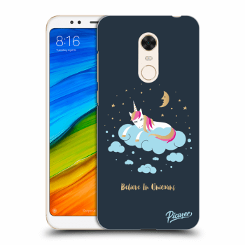 Hülle für Xiaomi Redmi 5 Plus Global - Believe In Unicorns