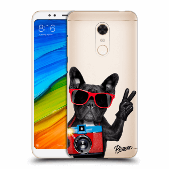 Hülle für Xiaomi Redmi 5 Plus Global - French Bulldog