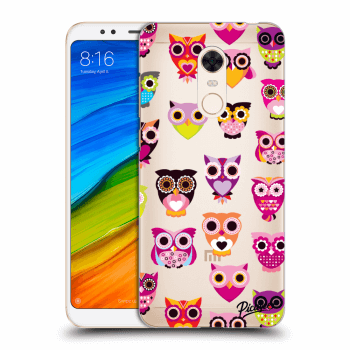 Hülle für Xiaomi Redmi 5 Plus Global - Owls