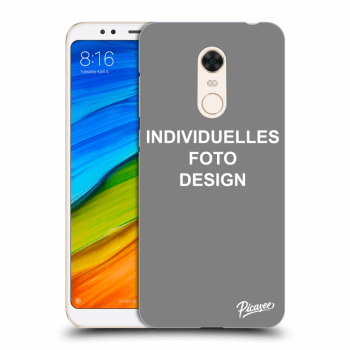 Hülle für Xiaomi Redmi 5 Plus Global - Individuelles Fotodesign
