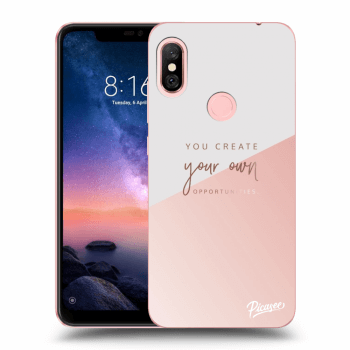 Hülle für Xiaomi Redmi Note 6 Pro - You create your own opportunities