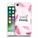 Picasee Apple iPhone 7 Hülle - Transparentes Silikon - Sweet dreams