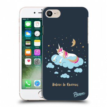 Hülle für Apple iPhone 7 - Believe In Unicorns