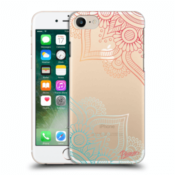 Hülle für Apple iPhone 7 - Flowers pattern