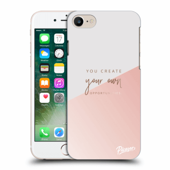Hülle für Apple iPhone 7 - You create your own opportunities