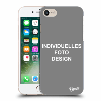 Hülle für Apple iPhone 7 - Individuelles Fotodesign