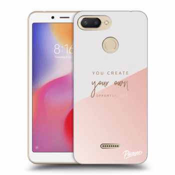 Hülle für Xiaomi Redmi 6 - You create your own opportunities