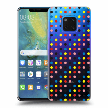 Hülle für Huawei Mate 20 Pro - Colorful dots
