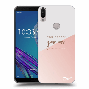 Hülle für Asus ZenFone Max Pro (M1) ZB602KL - You create your own opportunities