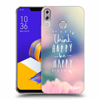 Hülle für Asus ZenFone 5 ZE620KL - Think happy be happy