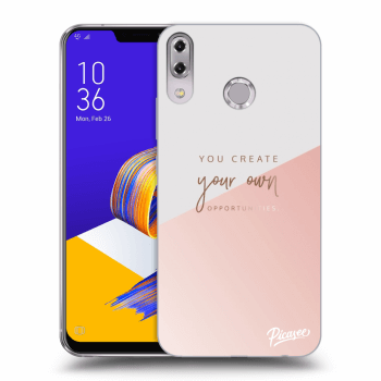 Hülle für Asus ZenFone 5 ZE620KL - You create your own opportunities