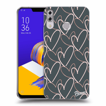 Hülle für Asus ZenFone 5 ZE620KL - Lots of love