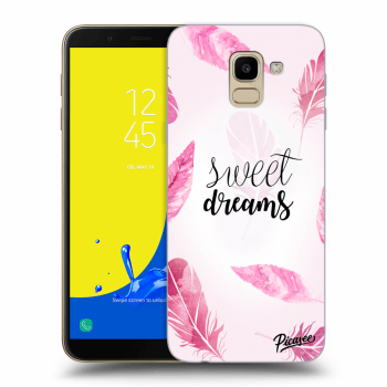 Hülle für Samsung Galaxy J6 J600F - Sweet dreams
