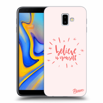 Hülle für Samsung Galaxy J6+ J610F - Believe in yourself