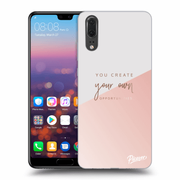 Hülle für Huawei P20 - You create your own opportunities