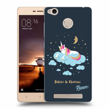 Hülle für Xiaomi Redmi 3s, 3 Pro - Believe In Unicorns