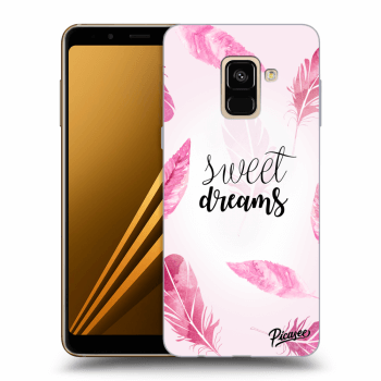 Hülle für Samsung Galaxy A8 2018 A530F - Sweet dreams