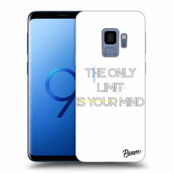Hülle für Samsung Galaxy S9 G960F - The only limit is your mind
