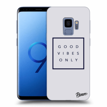 Hülle für Samsung Galaxy S9 G960F - Good vibes only