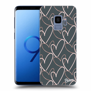 Hülle für Samsung Galaxy S9 G960F - Lots of love