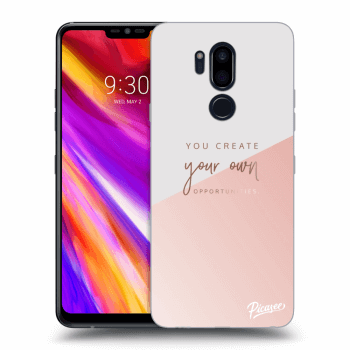 Hülle für LG G7 ThinQ - You create your own opportunities