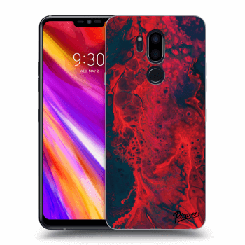 Hülle für LG G7 ThinQ - Organic red