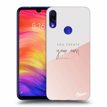 Hülle für Xiaomi Redmi Note 7 - You create your own opportunities