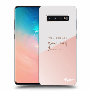 Hülle für Samsung Galaxy S10 Plus G975 - You create your own opportunities