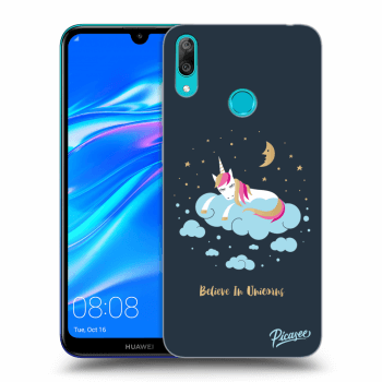 Hülle für Huawei Y7 2019 - Believe In Unicorns