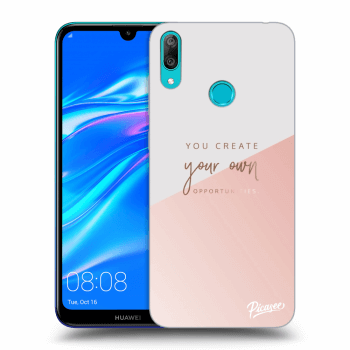 Hülle für Huawei Y7 2019 - You create your own opportunities