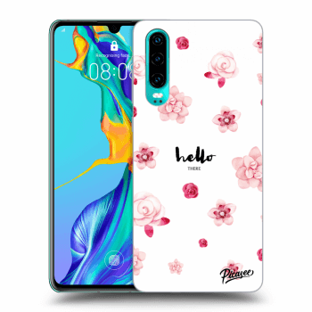 Hülle für Huawei P30 - Hello there