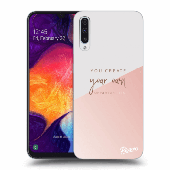 Hülle für Samsung Galaxy A50 A505F - You create your own opportunities