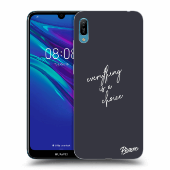 Hülle für Huawei Y6 2019 - Everything is a choice