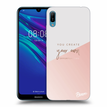 Hülle für Huawei Y6 2019 - You create your own opportunities